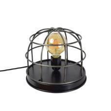 Tafellamp Barn large 22x21cm vintage black