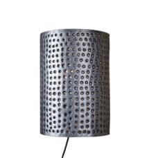 Wandlamp Spike Zink
