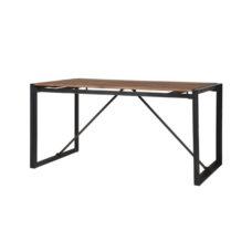 Eettafel metalen frame No.1 - 160cm
