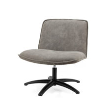 Fauteuil Amy - Taupe Cowboy