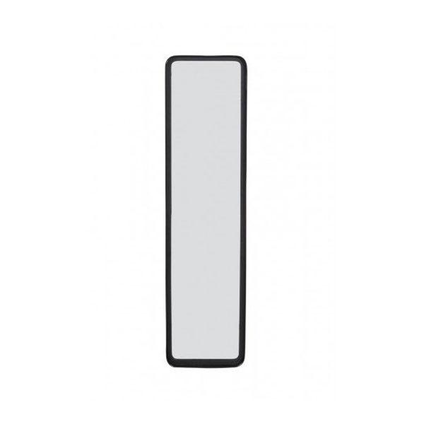 Spiegel mat zwart 20x4,5x80 cm