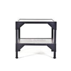 Sidetable metaal zwart - Nozare Collection