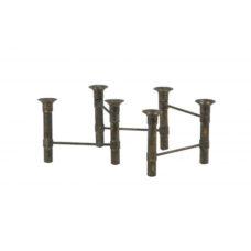 BePureHome Surround Too kandelaar - metaal brass