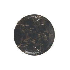 BePureHome Accent schaaltje L - metaal zwart