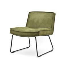 Lounge fauteuil Montana - Groen