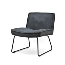 Lounge fauteuil Montana - Antraciet