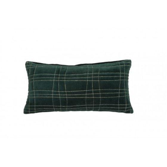 Kussen 60x30cm Groen