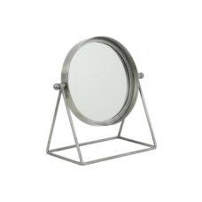 Spiegel 32x18x34 cm antiek zink