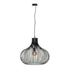 Hanglamp Aglio 60cm - Zwart
