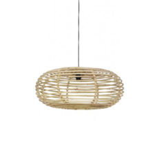 Hanglamp 50x30cm ALANA rotan naturel