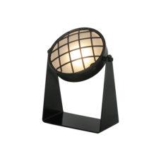 Tafellamp Lazaro - Zwart