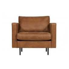 BePureHome Rodeo Classic fauteuil cognac