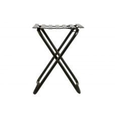 BePureHome Brave metalen kruk open - Zwart