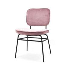 Eetkamerstoel Vice - Old Pink