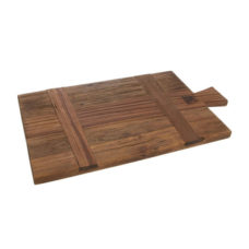 HK Living Broodplank gerecycled teak hout S