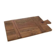 HK Living Broodplank gerecycled teak hout S