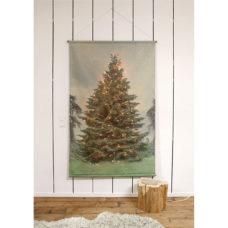 HK Living Kerstposter XL Kerstboom