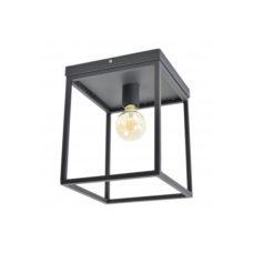 Plafondlamp Frame Zwart 25x25x31cm