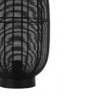 Tafellamp Ophra 18x30cm Mat Zwart
