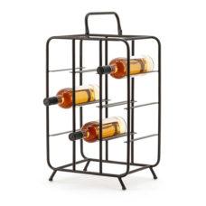 Wijnrek Botella - Zwart