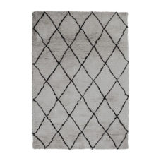 Vloerkleed Rox 160x230 cm - grey