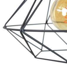 Plafondlamp Wire Large 33x20 vintage black