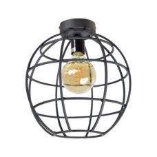 Plafondlamp Globe Large 28x30 vintage black
