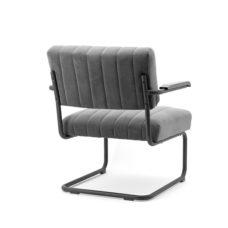 Lounge fauteuil Operator - Grijs