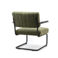 Lounge fauteuil Operator - Groen