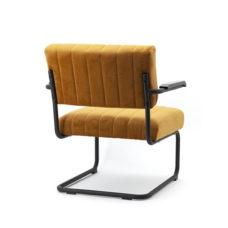 Lounge fauteuil Operator - Oker geel