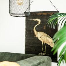 Poster Miyagi Bird - Large