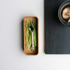 HK Living Japans keramiek theelepels - set van 4