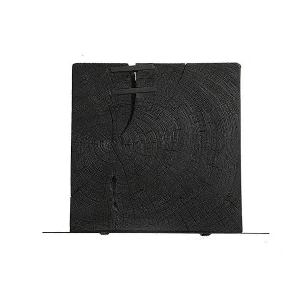 Wandplank Plaque - Zwart