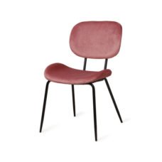 HK Living Dining chair - Velvet old pink