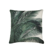 HK Living Sierkussen Palm Leaves 45x45cm