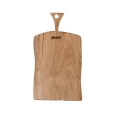 Plaank Snijplank robuust houten handvat 45x25cm