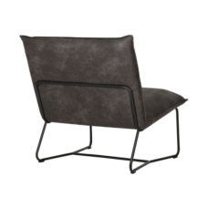 Fauteuil Liz - Carlitto charcoal