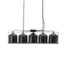 Minack Hanglamp large - Zwart