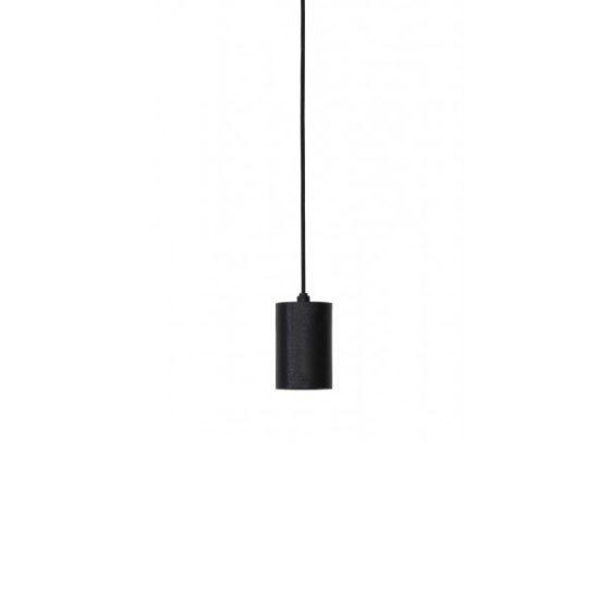 Hanglamp 7x11cm ANNEMAY mat zwart