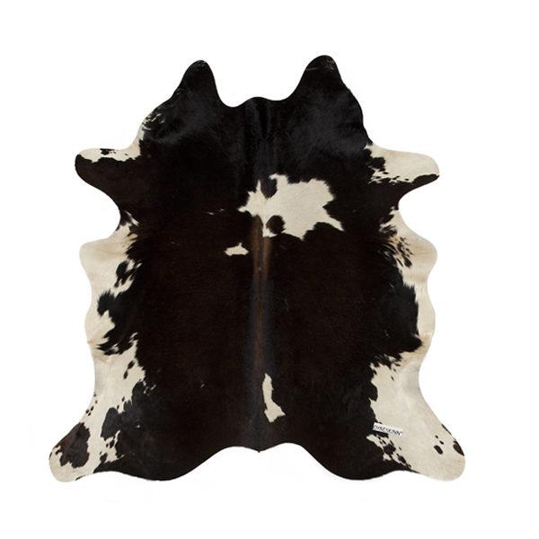 Dyreskinn Koeienhuid zwart-wit 2-3 m2