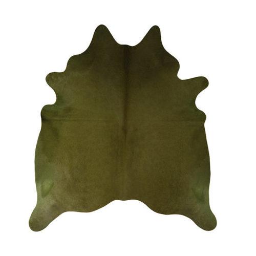 Dyreskinn Koeienhuis groen geverfd 3-4m2