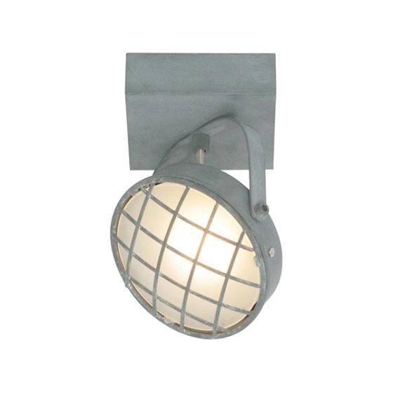 Plafondspot 1-lichts Lazaro - Grijs