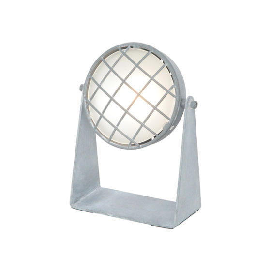 Tafellamp Lazaro - Grijs