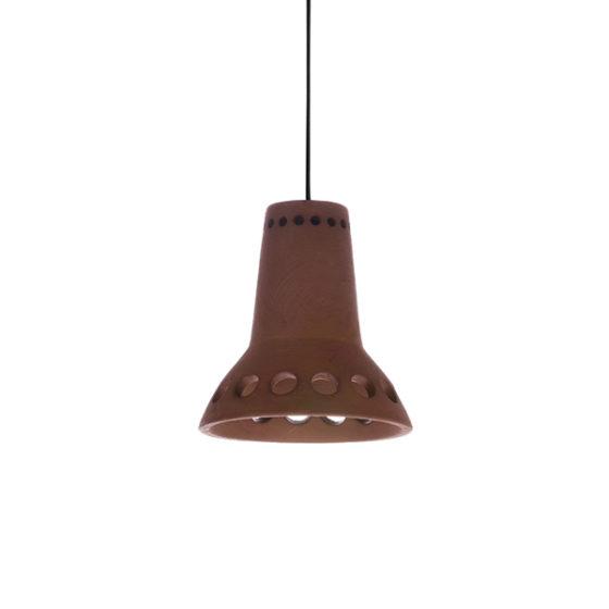 HK Living hanglamp Terracotta 1