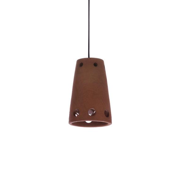 HK Living hanglamp Terracotta 2