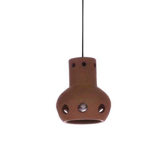 HK Living hanglamp Terracotta 3
