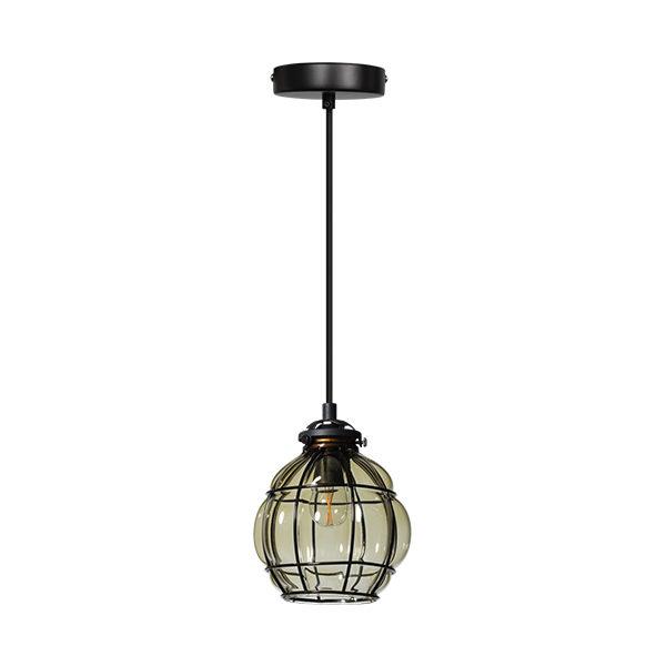 Hanglamp Smokey Venice - 13,2x16,5cm