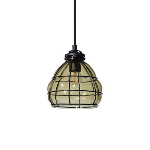 Hanglamp Smokey Venice - 17x16,4cm