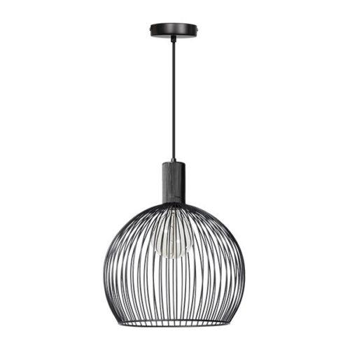 Hanglamp Wire 40cm - Zwart