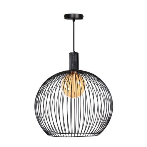 Hanglamp Wire 60cm - Zwart